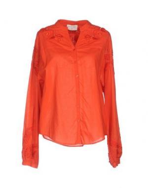 Pубашка SONIA DE NISCO. Цвет: красный