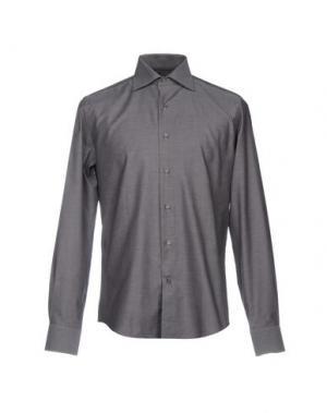 Pубашка GRIGIO PERLA. Цвет: серый