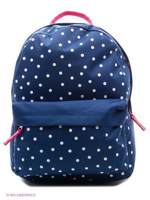 Рюкзак ANTAN. Цвет: синий, белый