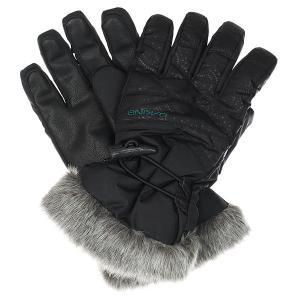 Варежки женские  Alero Glove Ellie Dakine. Цвет: черный