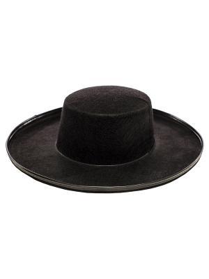 Шляпа Rio. Цвет: черный