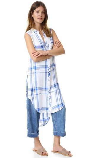 Блуза Jordyn RAILS. Цвет: белый/морской