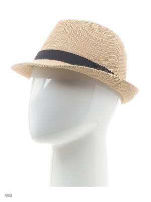 Шляпы Trespass. Цвет: светло-желтый