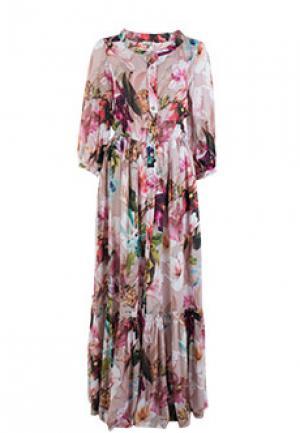 Платье ALTER EGO. Цвет: разноцветный