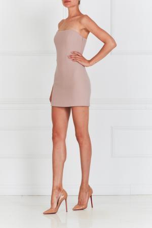 Платье NATALIA GART. Цвет: розовый