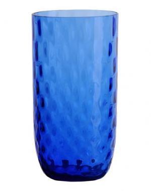 Стакан CARLO MORETTI. Цвет: синий