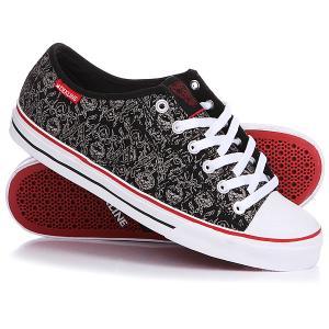 Кеды кроссовки низкие  Derby Adams Black/Grey Dekline. Цвет: черный