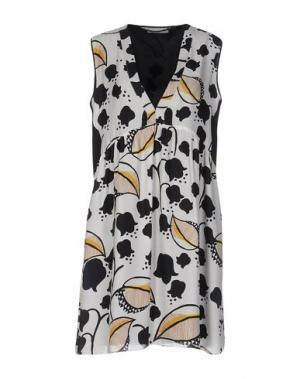 Короткое платье BEATRICE. B. Цвет: черный
