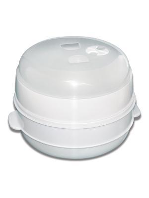 Посуда для микроволновой печи BRADEX. Цвет: белый