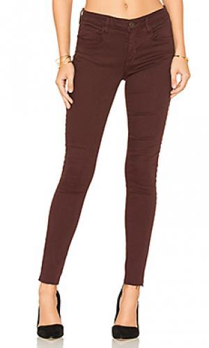 Скинни джинсы до лодыжек the icon Joes Jeans Joe's. Цвет: красный