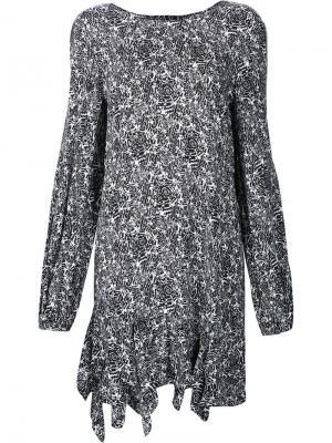 Платье Luster Thomas Wylde. Цвет: чёрный