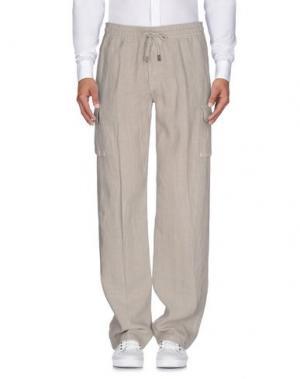 Повседневные брюки VILEBREQUIN. Цвет: бежевый