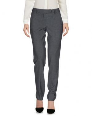 Повседневные брюки HANITA. Цвет: свинцово-серый