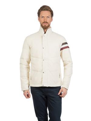 Куртка Colin's. Цвет: бежевый