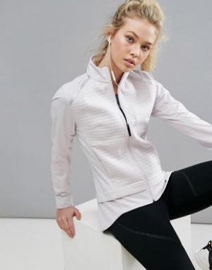 Adidas Спортивная куртка Ultra. Цвет: белый