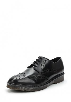 Ботинки Marina Seval. Цвет: черный