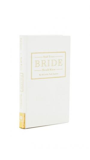 Stuff Every Bride Should Know Books with Style