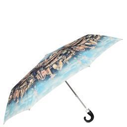 Зонт полуавтомат  899 мультицвет JEAN PAUL GAULTIER