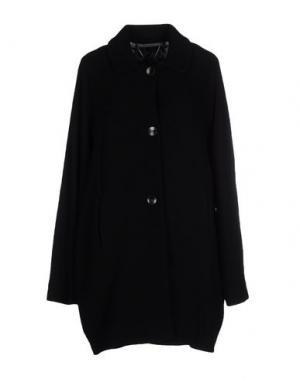 Легкое пальто REBEL QUEEN. Цвет: черный