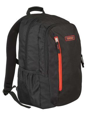 Рюкзак CARBON - 2 Target. Цвет: черный, оранжевый