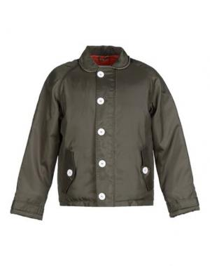 Куртка POC PEOPLE OF CANADA. Цвет: темно-зеленый