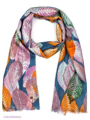 Платок Level Pro. Цвет: серо-голубой, лиловый, оранжевый