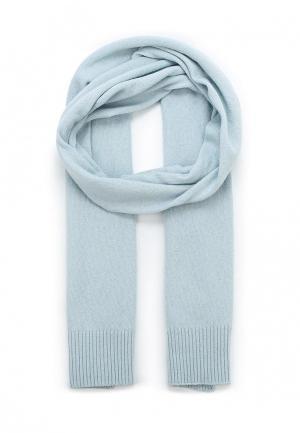 Шарф Henry Cottons Cotton's. Цвет: голубой