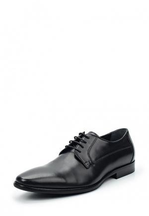 Туфли Mascotte. Цвет: черный