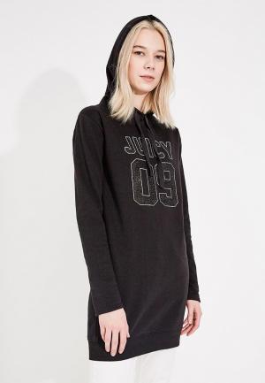 Худи Juicy by Couture. Цвет: черный