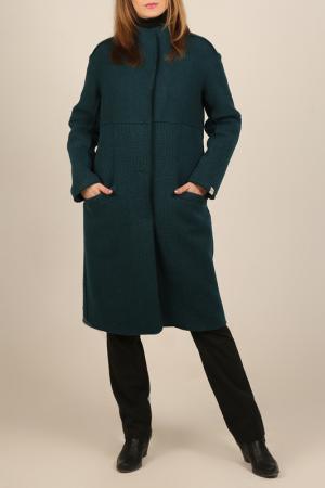 Пальто Woolhouse. Цвет: зеленый