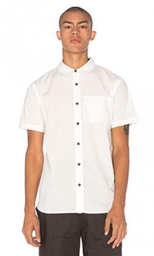 Рубашка jj ourCASTE. Цвет: белый