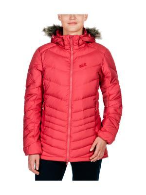 Куртка SELENIUM BAY Jack Wolfskin. Цвет: розовый