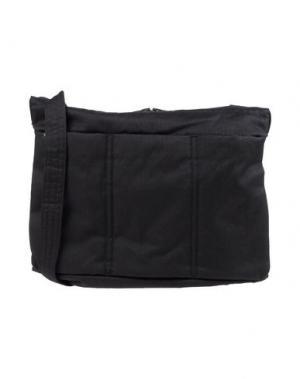 Сумка на плечо PORTER. Цвет: черный
