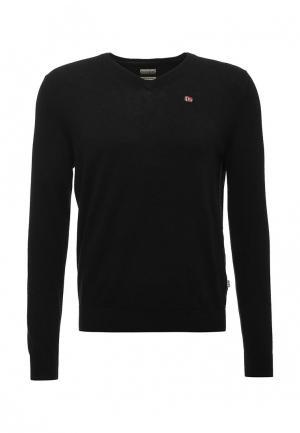 Пуловер Napapijri. Цвет: черный