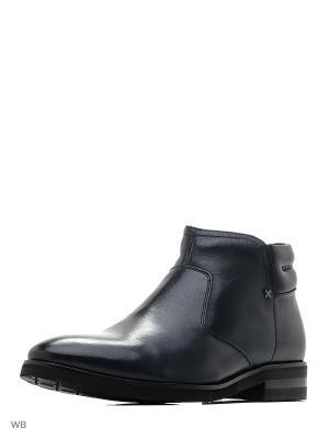 Ботинки Mario Ponti. Цвет: синий