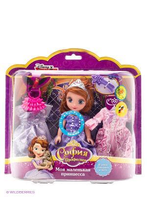 Кукла Карапуз disney принцесса. София. Цвет: сиреневый
