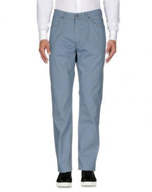 Повседневные брюки WRANGLER. Цвет: небесно-голубой