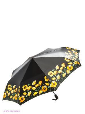 Зонт Doppler. Цвет: черный, желтый