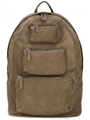 Рюкзак с накладными карманами Pb 0110. Цвет: зелёный