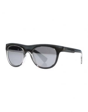 Солнечные очки 55DSL. Цвет: серый