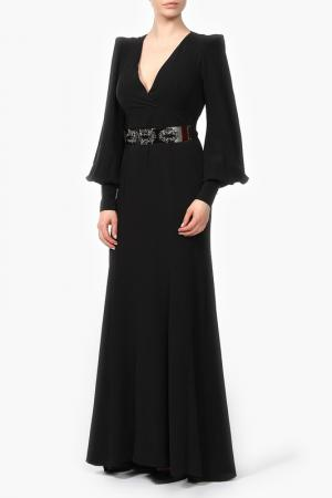 Платье Philipp Plein. Цвет: черный