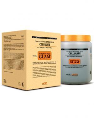 Линия FANGHI D ALGA Маска антицеллюлитная 500 г GUAM. Цвет: прозрачный