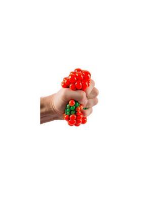 Стрессбол Жмяка - зеленый в красный Neocube. Цвет: зеленый