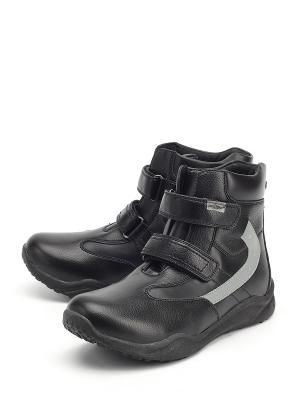 Ботинки DITOP. Цвет: черный