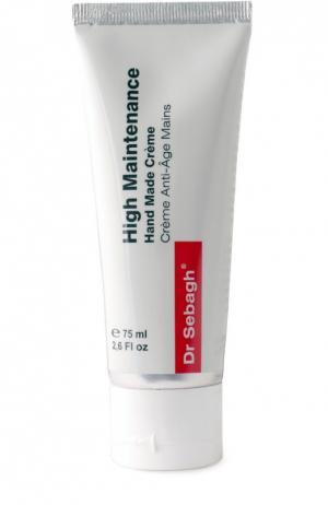 Крем абсолют для рук High Maintenance. Hand Made Cream. Anti-Ageing Formula Dr.Sebagh. Цвет: бесцветный
