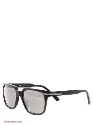 Очки солнцезащитные RY 521S 01 Replay. Цвет: черный