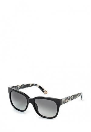 Очки солнцезащитные Juicy Couture. Цвет: черный