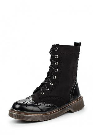 Ботинки Niko. Цвет: черный