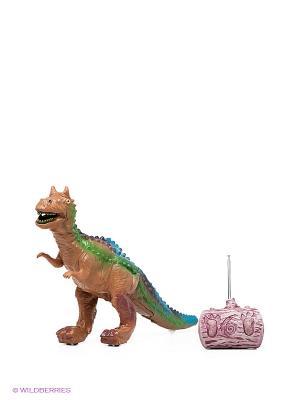 Динозавр Карнотавр Amico. Цвет: синий, зеленый, бежевый