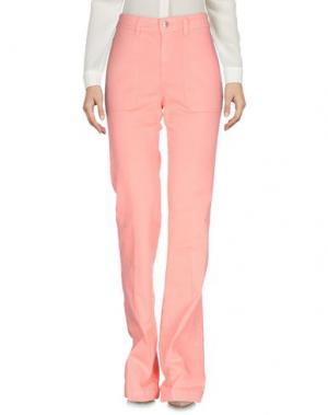 Повседневные брюки SONIA DE NISCO. Цвет: розовый
